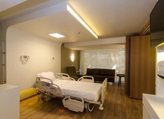 Hospital Copa Star216 550x400