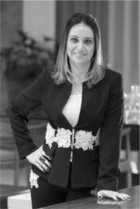 Designer Luciana Catani
